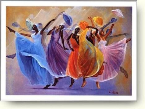 dancing celebrations